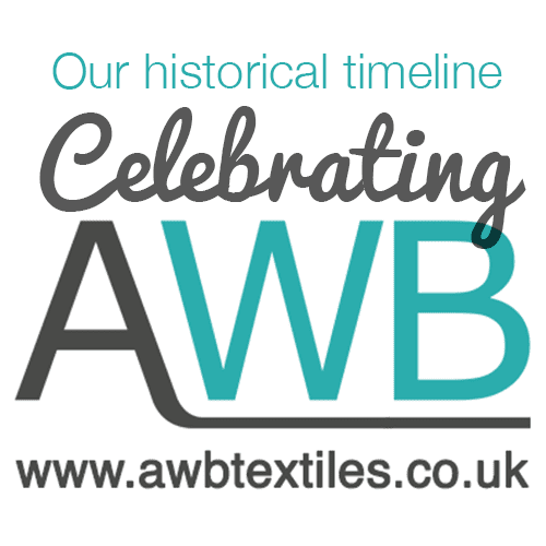 Our history - celebrating AWB Textiles in healthcare and workwear sectors