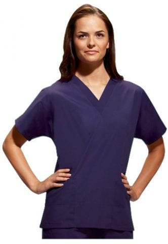 Pic of someone in a care home uniform