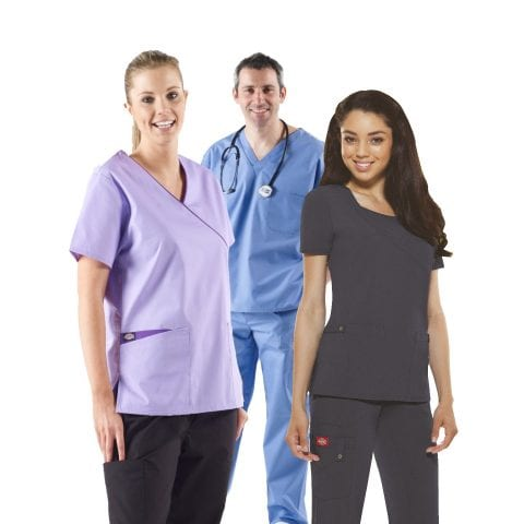 Nursing uniforms and clothing by AWB Textiles