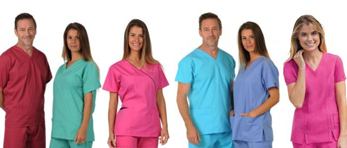 Healthcare tops from AWB Textiles
