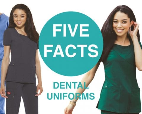 Five facts about UK dental uniforms by AWB Textiles