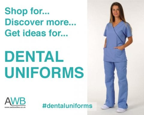 Shop for dental uniforms from AWB Textiles