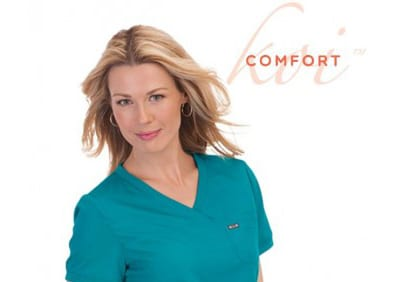 KOI Comfort Range of Healthcare Clothing