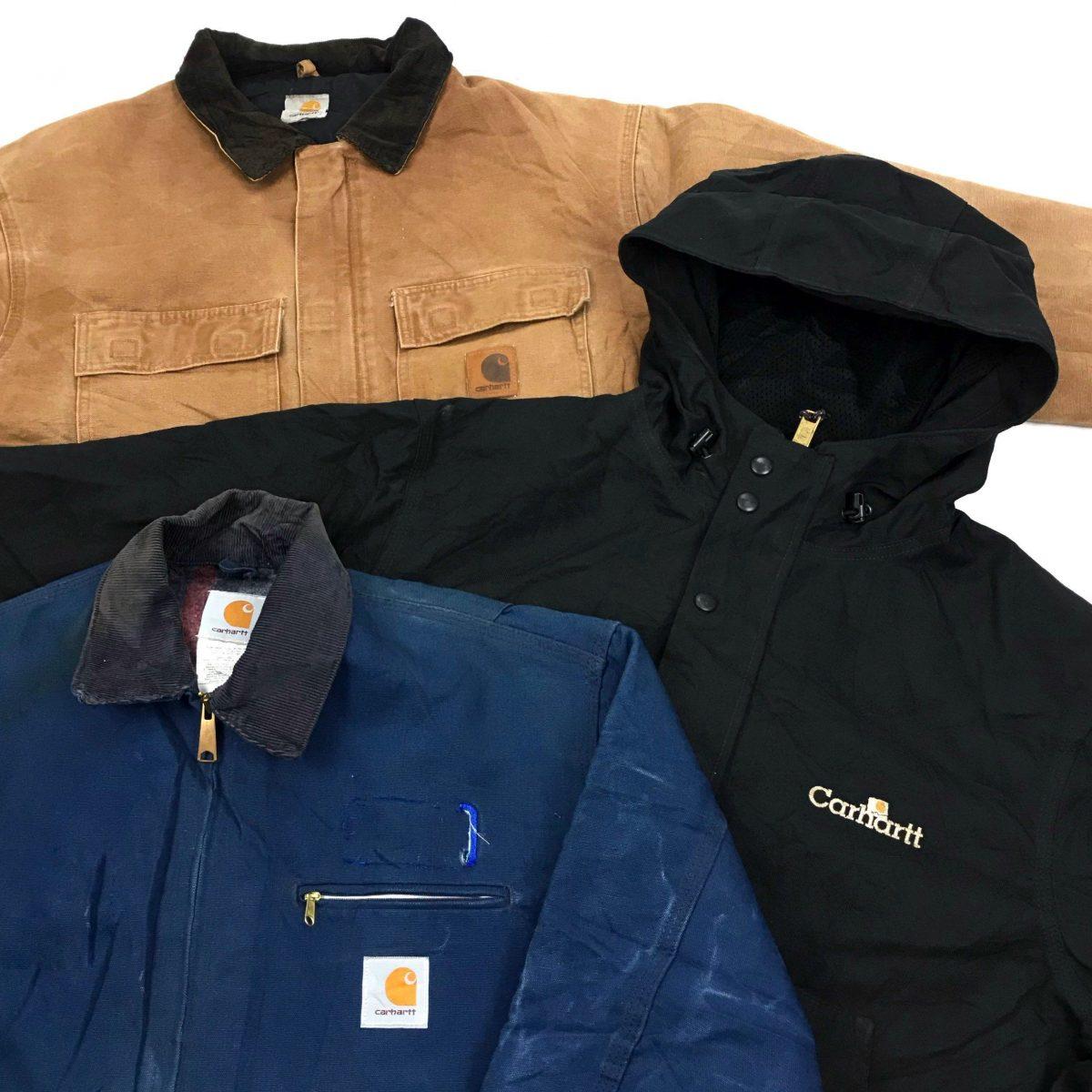 carhartt workwear jackets