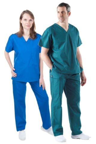 dickies unisex scrub suits